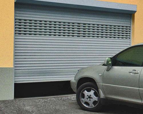 Надежная защита гаража и авто