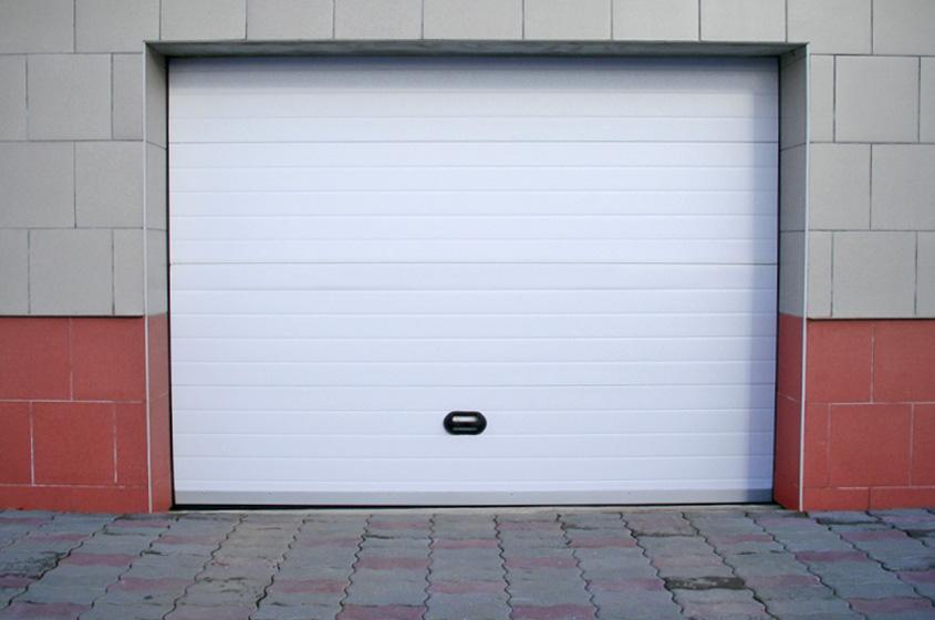 Автоматические гаражные ворота по невысокой цене