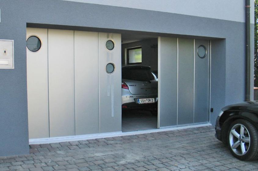 Дорогостоящие гаражные ворота