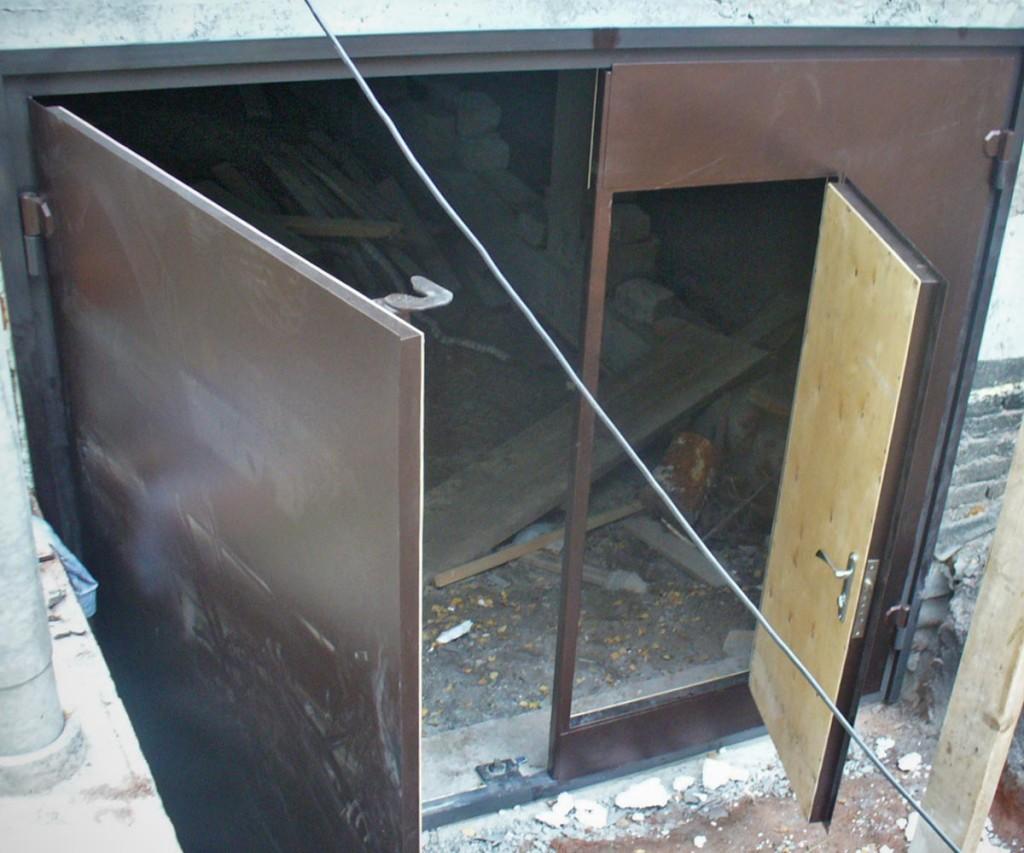 Тёплые металлические ворота своими руками фото 608