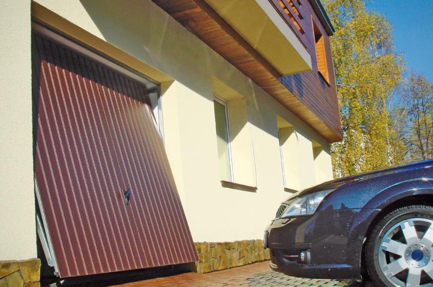 Возрастание популярности подъемных гаражных ворот