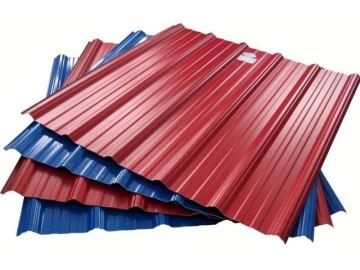Профилированный лист для зашивки ворот